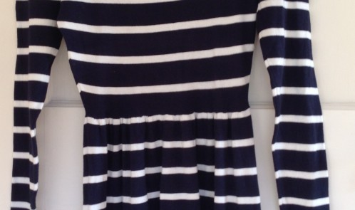 Primark stripy dress