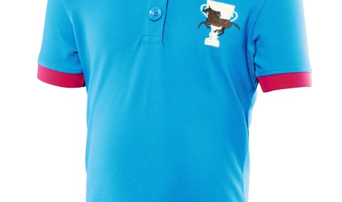 CHILDRENS RIDING POLO SHIRT 1