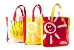 sun bags