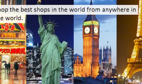 List of international online retailers shipping free to for List of online retailers
