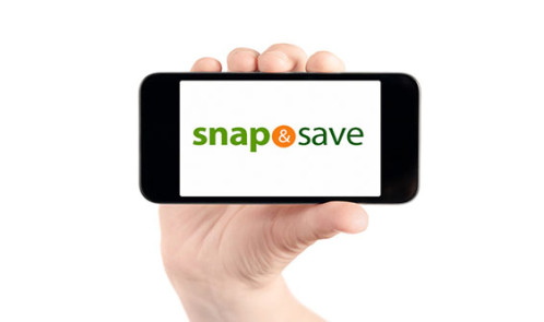 Snap-and-Save