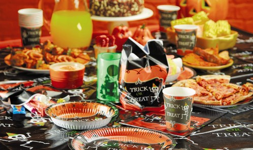 ASSORTED PARTYWARE 3