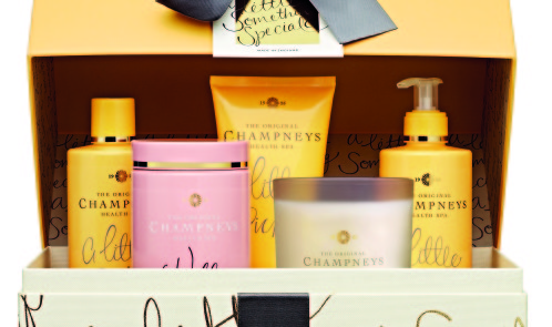 Champneys Mother's Day Gift