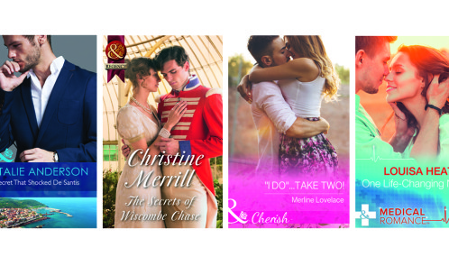 Mills & Boon - Mothers Day