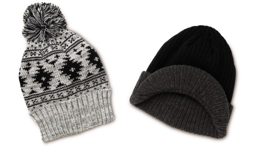 ADULT WINTER HATS