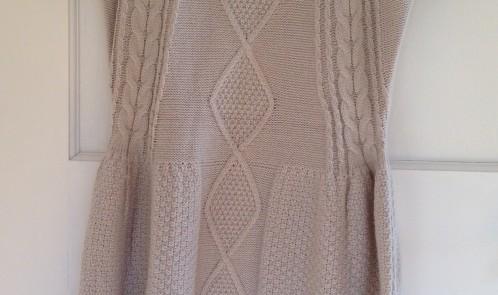 Cream Primark dress £12