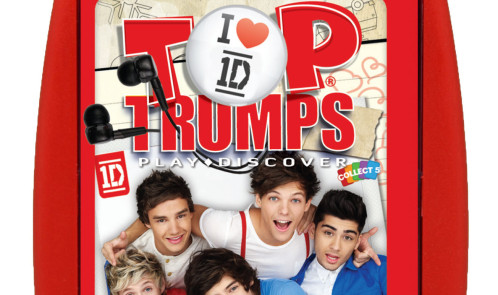 One Direction Top Trumps(1)