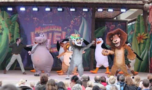 Madagascar Live! Prepare to Party at Chessington World of Adventures Resort!