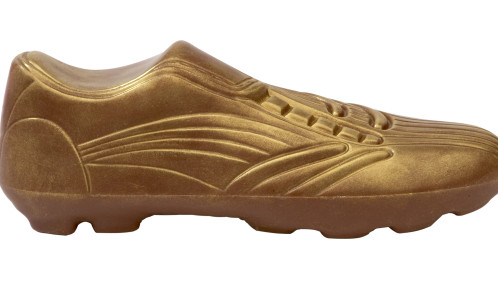 Tesco Milk Chocolate Golden Boot, £5.00