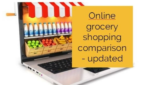 Best supermarket for online grocery shopping – a comparison