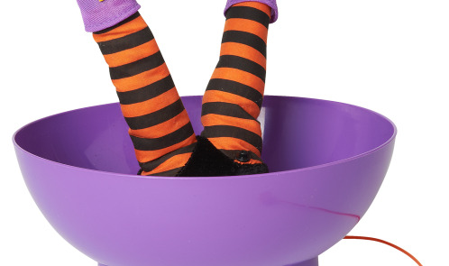 Tesco Animated Witch Bowl, £10.00