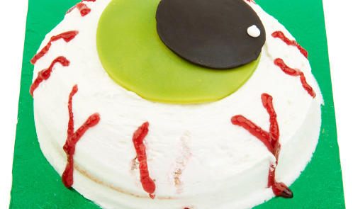 Tesco Scary Eyeball Cake, £5.00