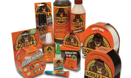 Gorilla Glue Family 2015