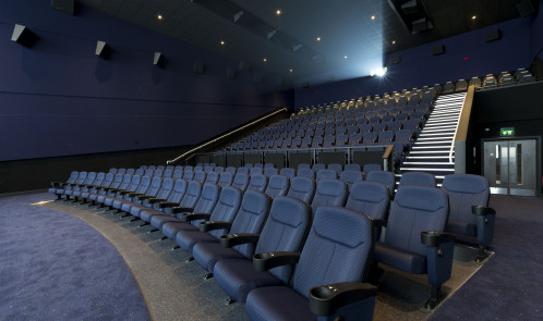 Odeon Cinema Fort Kinnaird