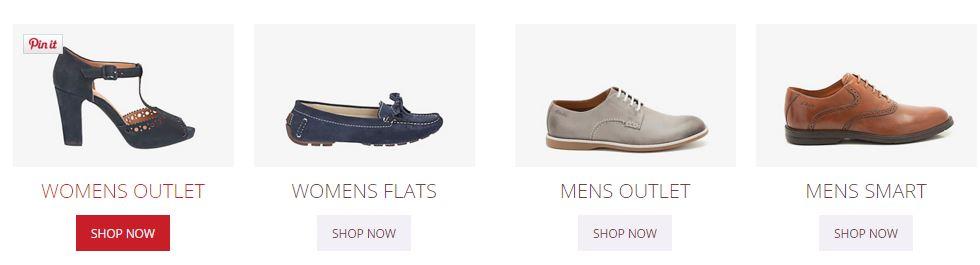 mens shoes clarks outlet
